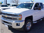 2017 Silverado 2500 Double Cab, Harbor Service Body #CF9233 - photo 1