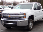 2017 Silverado 2500 Double Cab 4x4, Cab Chassis #FK2595 - photo 1