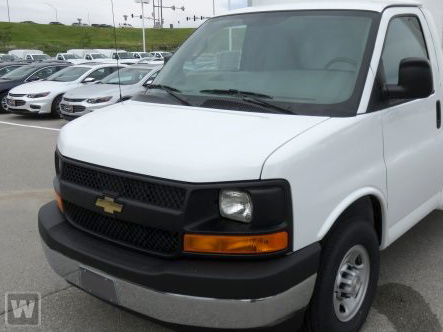 2017 Chevrolet Express 3500, Utilimaster Cutaway Van #TR63830 - photo 1
