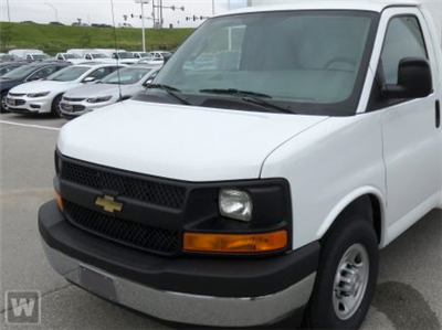 2017 Chevrolet Express 3500, Utilimaster Cutaway Van #TR65716 - photo 1