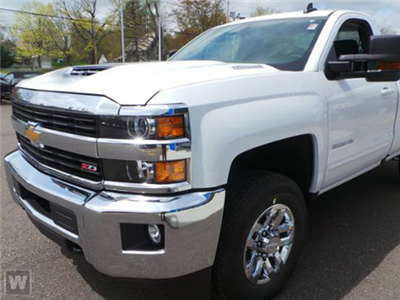2017 Silverado 3500 Regular Cab 4x4, Cab Chassis #201361 - photo 1