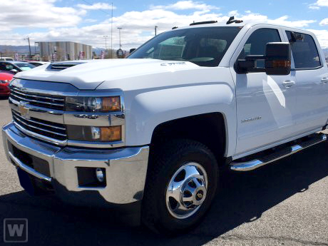 2017 Chevrolet Silverado 3500 Crew Cab 4x4, Freedom Platform Body #TR65526 - photo 1