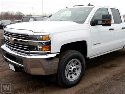 2017 Silverado 3500 Double Cab 4x4 Cab Chassis #F17106 - photo 1