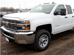 2017 Silverado 3500 Double Cab 4x4 Cab Chassis #FCHH1192 - photo 1