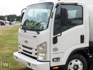 2017 Low Cab Forward Regular Cab, Morgan Aluminum Dry Freight #10483 - photo 1