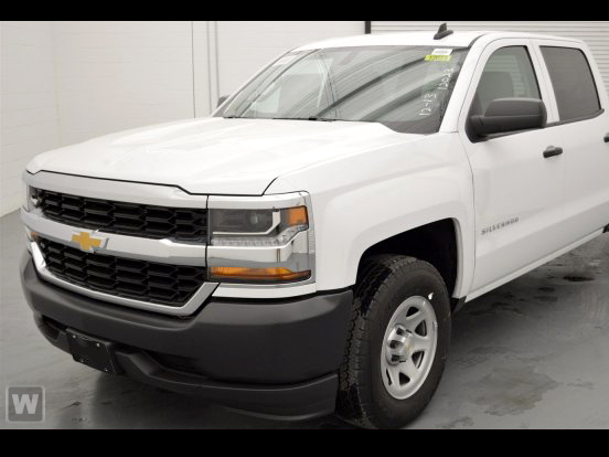 2017 Silverado 1500 Crew Cab 4x2,  Pickup #903882K - photo 1