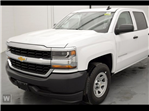 2017 Silverado 1500 Crew Cab 4x4, Pickup #G784080 - photo 1