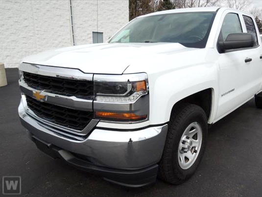 2017 Silverado 1500 Double Cab 4x4 Pickup #1170646 - photo 1