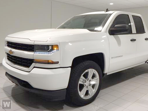 2017 Silverado 1500 Double Cab 4x4 Pickup #G4652 - photo 1