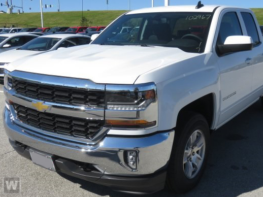 2017 Silverado 1500 Double Cab 4x4,  Pickup #VHFVHN*O - photo 1