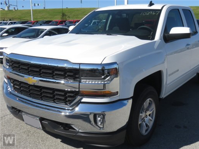 2017 Silverado 1500 Double Cab 4x4 Pickup #CHH792 - photo 1