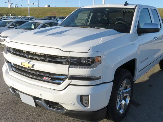 2017 Silverado 1500 Double Cab 4x4 Pickup #3T71184 - photo 1