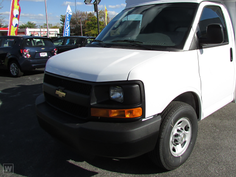 2018 Express 3500 4x2,  Reading Service Utility Van #CK8016 - photo 1