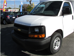 2018 Express 3500 4x2,  Reading Service Utility Van #F6812 - photo 1