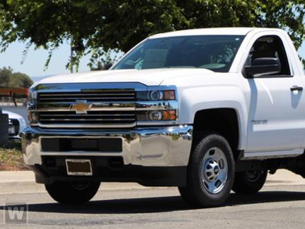 2018 Silverado 2500 Regular Cab 4x4, Cab Chassis #18T310 - photo 1