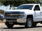 2018 Silverado 2500 Regular Cab 4x4 Cab Chassis #JZ130946 - photo 1