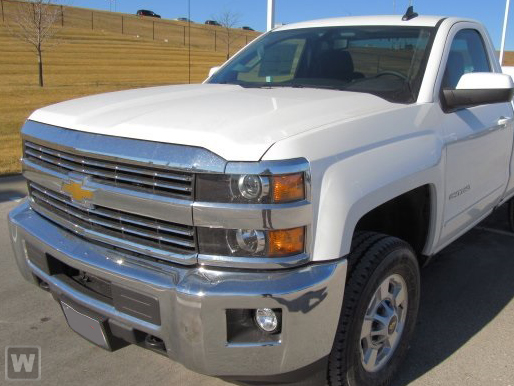 2018 Silverado 2500 Regular Cab 4x4,  Pickup #27822 - photo 1
