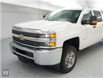 2018 Silverado 2500 Crew Cab 4x2,  Reading Service Body #MH4703 - photo 1