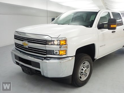 2018 Silverado 2500 Crew Cab 4x4,  Pickup #43892 - photo 1