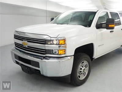 2018 Silverado 2500 Crew Cab 4x4, Reading SL Service Body #C81709 - photo 1