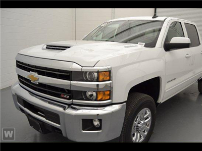 2018 Silverado 2500 Crew Cab 4x4 Pickup #27604 - photo 1
