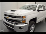 2018 Silverado 2500 Crew Cab 4x4 Pickup #T08286 - photo 1
