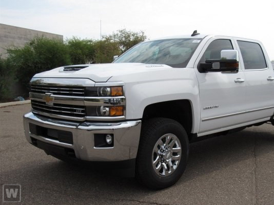 2018 Silverado 2500 Crew Cab 4x4 Pickup #JF136177 - photo 1