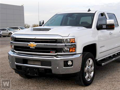 2018 Silverado 2500 Crew Cab 4x4,  Pickup #JF289485 - photo 1