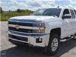 2018 Silverado 2500 Double Cab 4x2,  Cab Chassis #CF9921 - photo 1