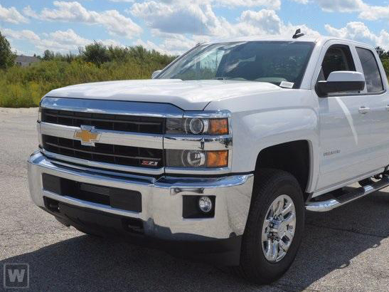 2018 Silverado 2500 Extended Cab 4x4 Pickup #TJ126 - photo 1