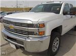 2018 Silverado 3500 Double Cab 4x4, Cab Chassis #T08593 - photo 1