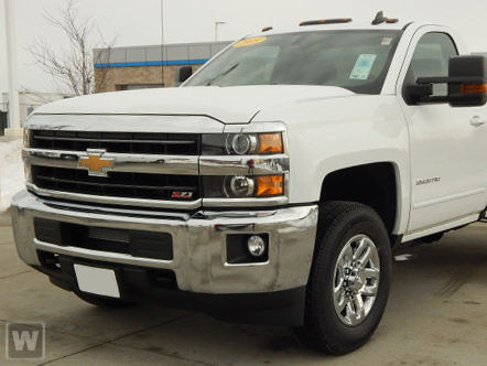 2018 Silverado 3500 Regular Cab DRW 4x4,  Air-Flo Pro-Class Dump Body #C87236 - photo 1