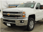 2018 Silverado 3500 Regular Cab DRW 4x4,  Cab Chassis #C18263 - photo 1