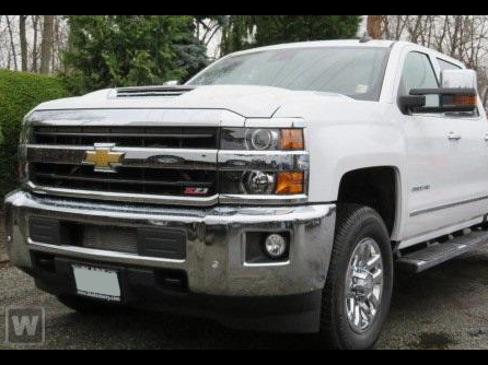 2018 Silverado 3500 Crew Cab 4x4 Pickup #T08277 - photo 1