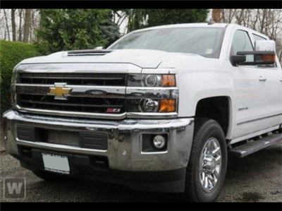 2018 Silverado 3500 Crew Cab 4x4 Pickup #T08276 - photo 1