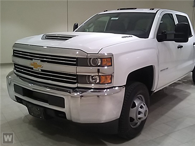 2018 Silverado 3500 Crew Cab 4x4,  Pickup #CD8071K - photo 1