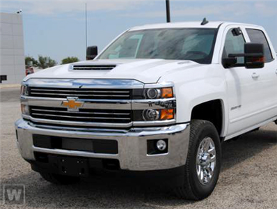2018 Silverado 3500 Crew Cab 4x4 Pickup #T08138 - photo 1