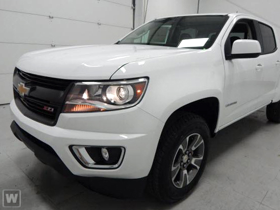 2018 Colorado Crew Cab 4x4,  Pickup #GV88255 - photo 1