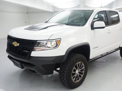 2018 Colorado Crew Cab 4x4, Pickup #T08584 - photo 1