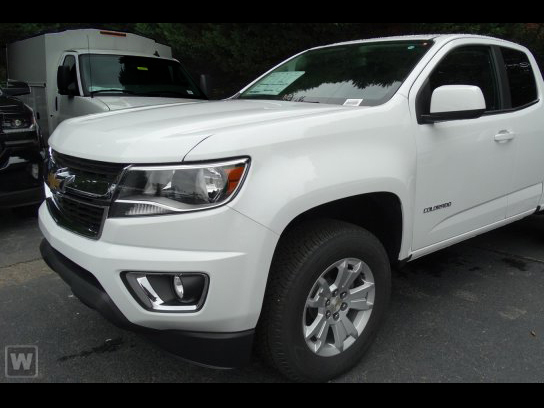 2018 Colorado Extended Cab 4x4, Pickup #GV88247 - photo 1
