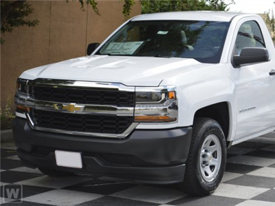 2018 Silverado 1500 Regular Cab 4x4, Pickup #FCHJ99 - photo 1