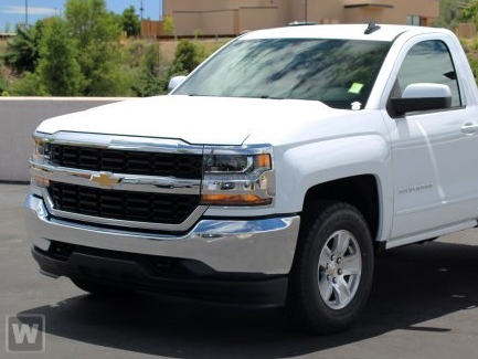 2018 Silverado 1500 Regular Cab 4x4 Pickup #D63454 - photo 1
