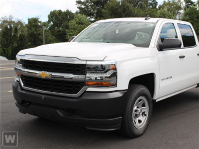 2018 Silverado 1500 Crew Cab 4x4,  Pickup #FCHJ698 - photo 1