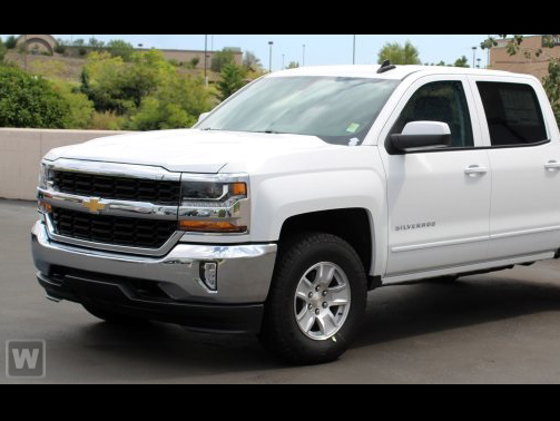 2018 Silverado 1500 Crew Cab 4x4,  Pickup #DT2603 - photo 1