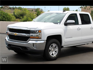 2018 Silverado 1500 Crew Cab 4x4 Pickup #TJ135 - photo 1