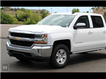 2018 Silverado 1500 Crew Cab 4x4,  Pickup #T18025 - photo 1