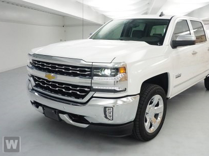 2018 Silverado 1500 Crew Cab 4x4, Pickup #D63848 - photo 1