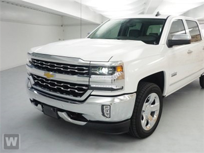 2018 Silverado 1500 Crew Cab 4x4 Pickup #JG164010 - photo 1