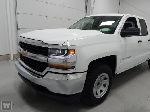 2018 Silverado 1500 Double Cab 4x4,  Pickup #B18101094 - photo 1