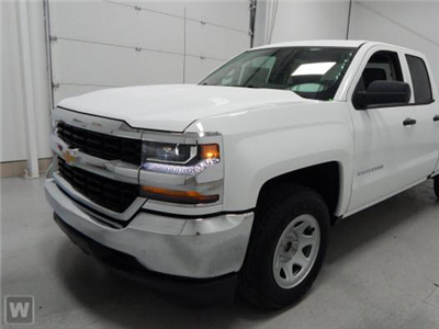 2018 Silverado 1500 Double Cab 4x4,  Pickup #JZ302549 - photo 1